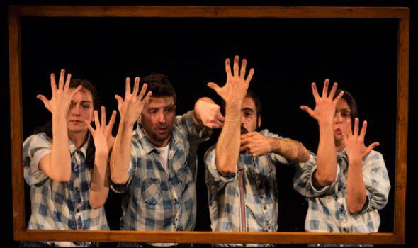 """""""Tihi dečak"""" u Pozorištu za decu"""
