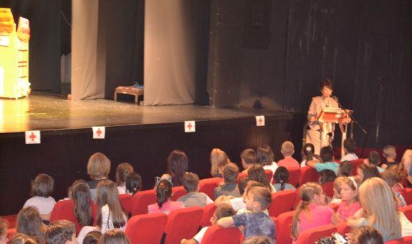Crveni krst Kragujevca bogatiji za 1400 članova