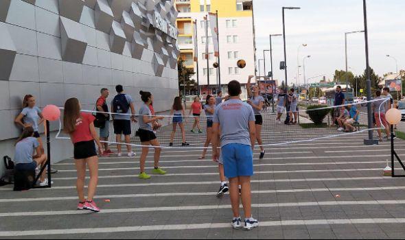 """SPD """"Radnički"""" u misiji promocije sporta među decom školskog uzrasta (FOTO)"""