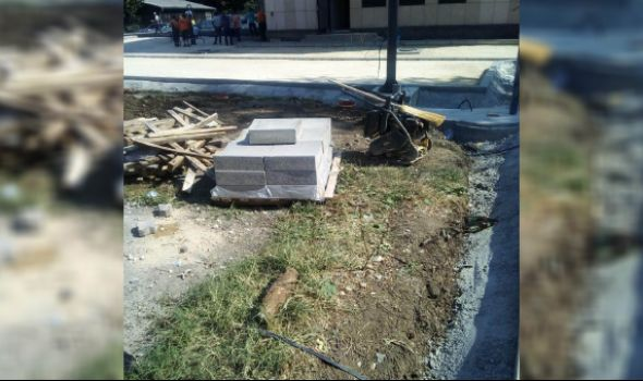 TRAGEDIJA IZBEGNUTA ZA DLAKU: Pronađena JOŠ JEDNA granata u centru Kragujevca (FOTO)