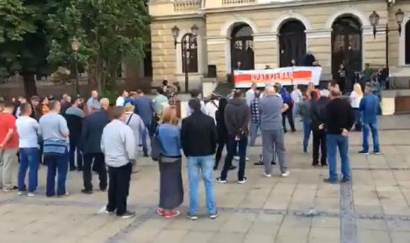 """Protest načisto PUKAO: U Kragujevcu """"masa"""" 50 ljudi"""