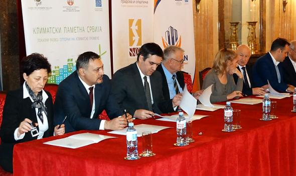 Potpisan protokol o saradnji: Zajedničko delovanje gradova i opština u slivu Velike Morave