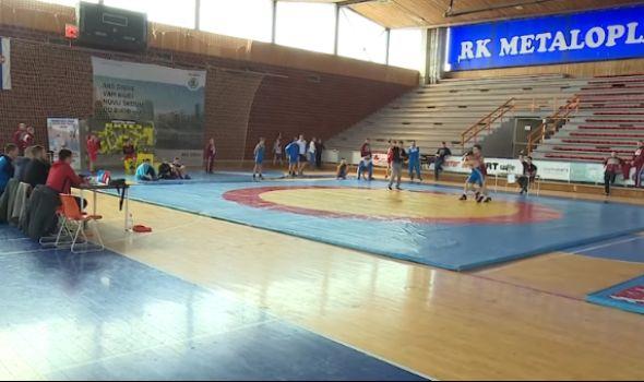 Kragujevački rvači osvojili dve medalje u Šapcu