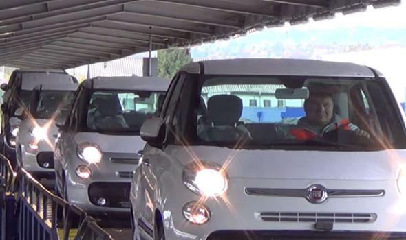 """""""Fiat"""" i dalje najveći srpski izvoznik, za petama mu HBIS grupa"""