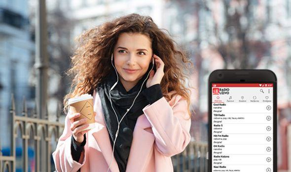 Radio uživo Srbija: Aplikacija kragujevačkog izdavača među TOP 10 na Google Play-u