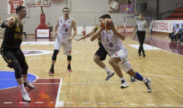 """Košarkaši """"Radničkog"""" ponovo poraženi od """"Beovuka"""""""