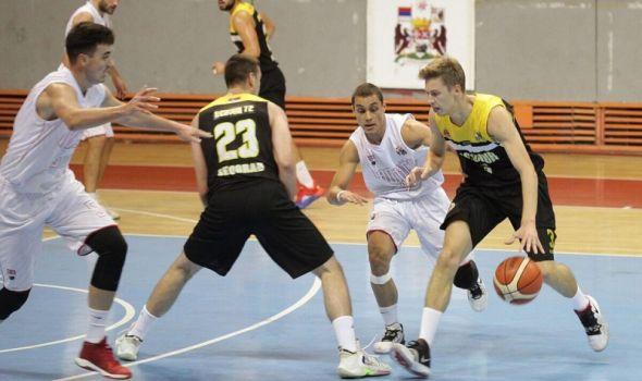 Košarkaši Radničkog otvorili godinu pobedom u Beogradu