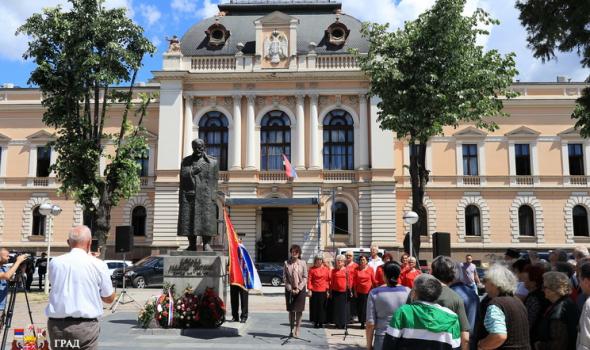 """Obeležena 101 godina od smrti vojvode Radomira Putnika: """"Nenadmašiv strateg i borac za slobodu"""""""