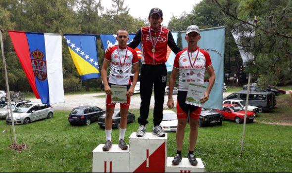 """Biciklistima """"Radničkog"""" tri medalje na Rajcu"""