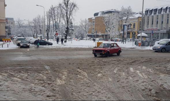 Zimska služba: Svi putni pravci u Kragujevcu prohodni