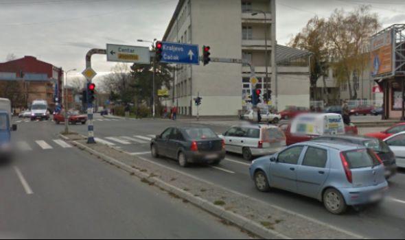 "Rekonstrukcija semafora kod Medicinske škole i ""Šest topola"""
