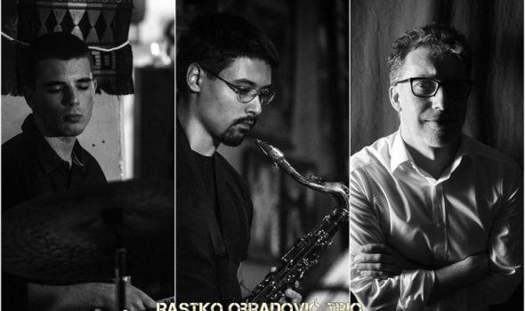 Rastko Obradović Trio u SKC-u