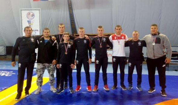 """Rvačima """"Kragujevca"""" pet medalja u Subotici"""
