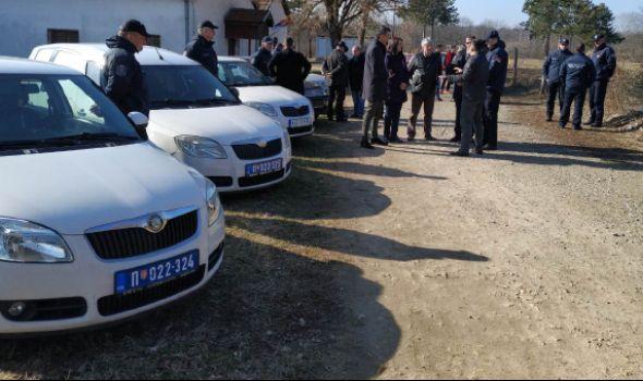 Rotary klub Kragujevac donirao pet vozila Sektoru za vanredne situacije