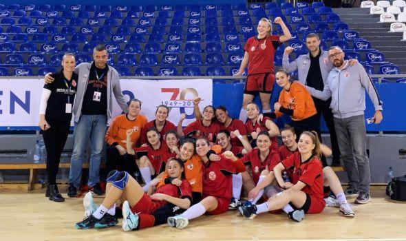 Kragujevčanke overile jesenju titulu