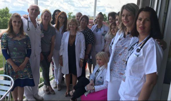 Uspešno okončana Tamarina akcija renoviranja onkološkog odeljenja Klinike za pedijatriju, obezbeđen novac za lift