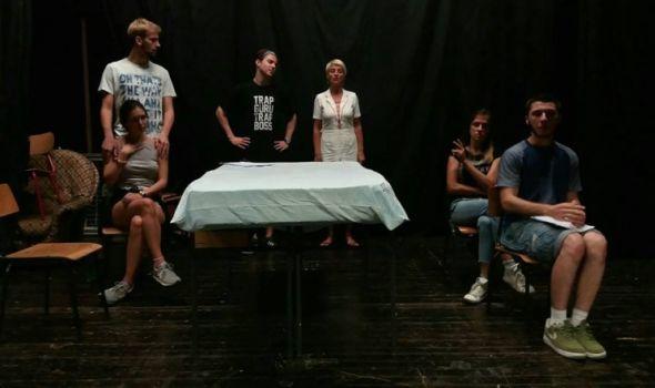 """Radno u Akademskom pozorištu SKC-a: Priprema se """"Sabirni centar"""""""