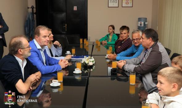 Kragujevac prvi put domaćin Međunarodnog rapid turnir u šahu za kadete