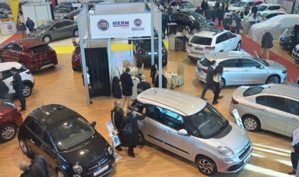 "Sajam automobila ""Auto Expo 2018"" u Kragujevcu"