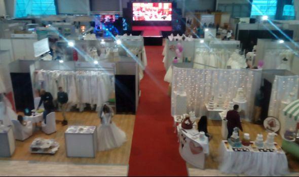 Sajam venčanja: Popusti za buduće mladence na Šumadija sajmu