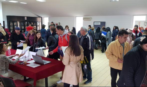 Pomama za 300 radnih mesta u Crvenom krstu (FOTO)