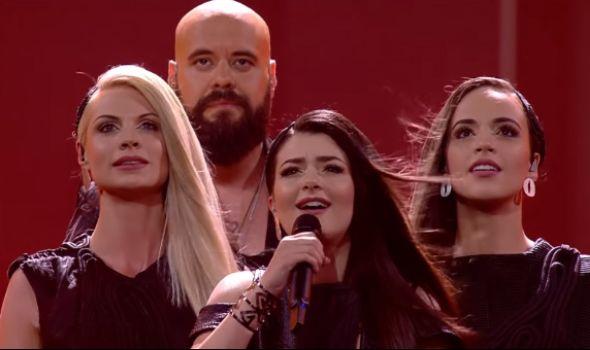 Kragujevčanka Danica Krstić u finalu Evrovizije: Ostvarili smo cilj! (VIDEO)