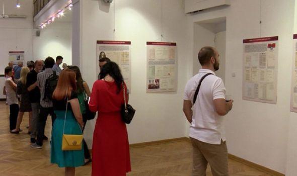 Izložba o Jovanu Stejiću važna za saradnju Kragujevca i SANU