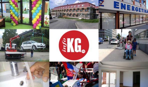 "InfoKG 7 dana: Teodora, stanovi, voda, ""pauk"", bojkot izbora, ""Aviončić"", Zastava 17..."