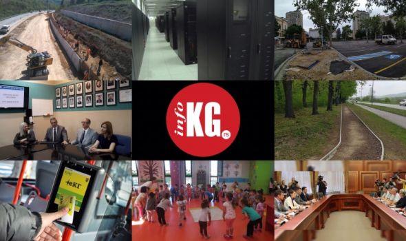 InfoKG 7 dana: Trim staza, eKG, Urgentni centar, parking, koridor 10, Fiat, vrtići, DATA centar...
