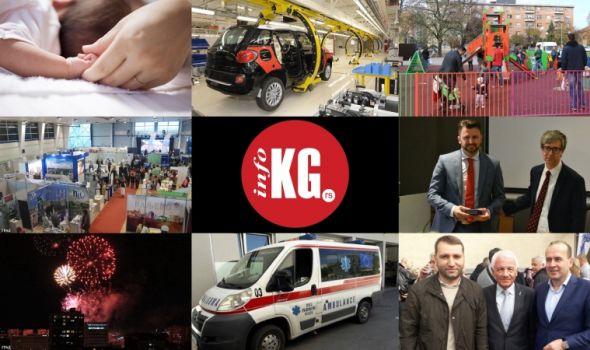 InfoKG 7 dana: Stevanović, Turanjanin, Fiat, igrališta, Sajam turizma, novogodišnji koncerti, samoubistvo...