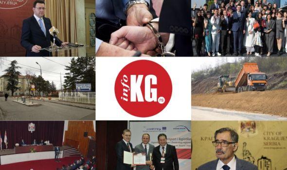 """InfoKG 7 dana: Kinezi, posao u KC, počasni konzulat Mađarske, """"Pametan grad"""", """"Aurora"""", rebalans budžeta, Vulović..."""