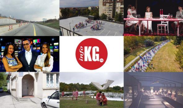 InfoKG 7 dana: Kanal 9, kulinari, krađa, tople probe, Aviončić, deonica autoputa, Ambulanta 1, Thameslink...
