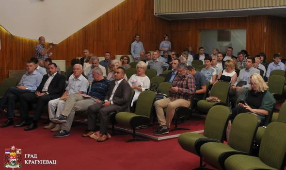 Održana sednica SG: JKP predstavila srednjoročne i dugoročne planove