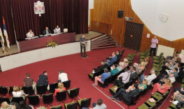 Zakazana sednica SG po hitnom postupku: Čistoća, Zelenilo i Spomen park čekaju nove direktore