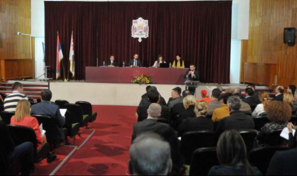 Zakazana 24. sednica SG: Odbornici raspravljaju o kandidatima za Đurđevdansku nagradu