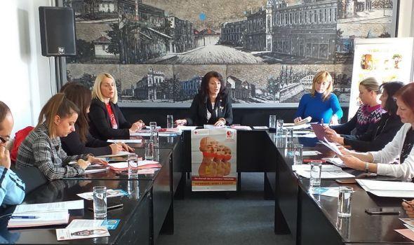 Zasedao Tim za borbu protiv trgovine ljudima grada Kragujevca