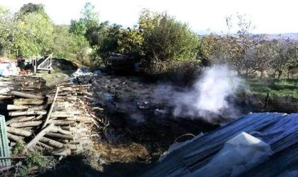 Užas u Baljkovcu: Na dan kad je ženio sina zapalili mu 6.000 bala sena!