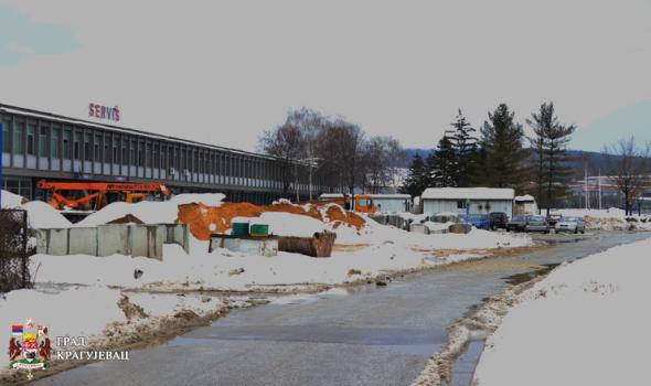 Ako je za verovati, ovde će biti nova autobuska stanica (FOTO)