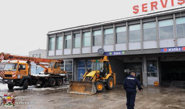 Grad se nadmeće na licitaciji za kupovinu objekta Zastavinog servisa namenjenog za novu autobusku stanicu