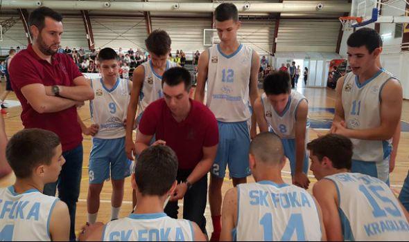 """Mladi košarkaši """"Foke"""" u finalu Prvenstva Srbije"""