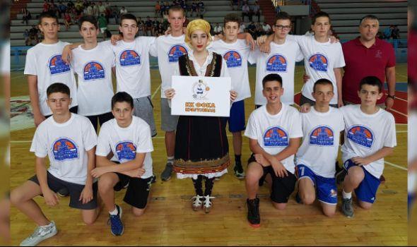 """Kup prijateljstva: Mladi košarkaši """"Foke"""" trijumfovali u Trebinju"""