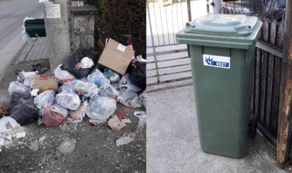 """Ko je sada kriv: Odnošenje smeća po novom sistemu se """"primilo"""", pojedinci još teraju po starom"""