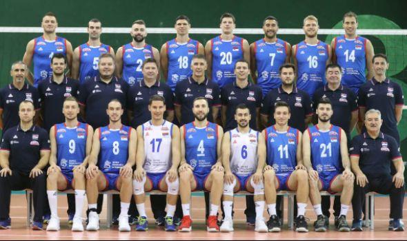 Šampioni Evrope na pripremama u Kragujevcu