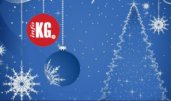 InfoKG vam želi srećnu Novu 2019. godinu!