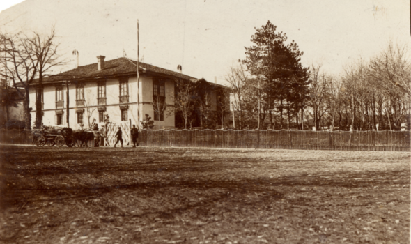STARI KRAGUJEVAC - Prva Narodna skupština 1829. godine