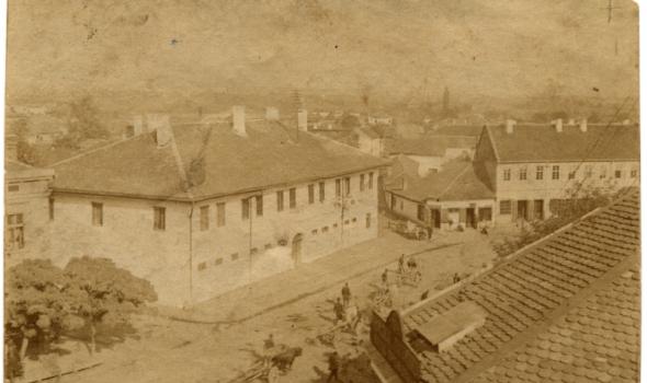 STARI KRAGUJEVAC - Petrovska skupština 1848. godine (Drugi deo)