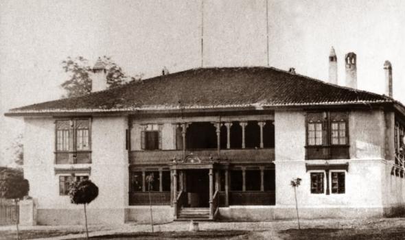 STARI KRAGUJEVAC - Vanredna skupština iz 1825. godine