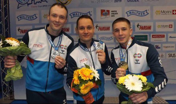Stefanović osvojio ekipno srebro na Evropskom prvenstvu u Osijeku (VIDEO)