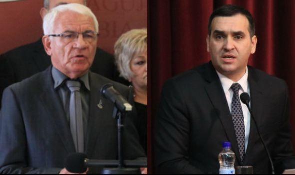 """Stevanović i Nikolić """"ZARATILI"""" oko kreditnog zaduženja  """"Šumadije"""" i kupovine Zastavinog servisa"""