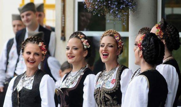 """Koncert Pevačke grupe """"Studenac"""" u Narodnom muzeju"""